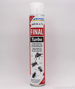Final Turbo Insektenspray Schopf Hygiene