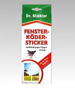 Fensterköder Sticker Dr Stähler