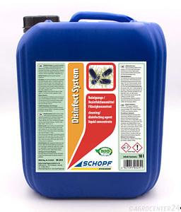 Disinfect System Trinkwasserdesinfektion Schopf Hygiene
