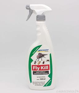 Fly Kill Fliegenspray Schopf Hygiene