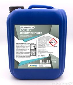 Power Schaumreiniger Stallreinigung Schopf Hygiene