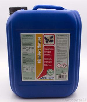 Disinfect Nature Desinfektionsmittel Schopf Hygiene