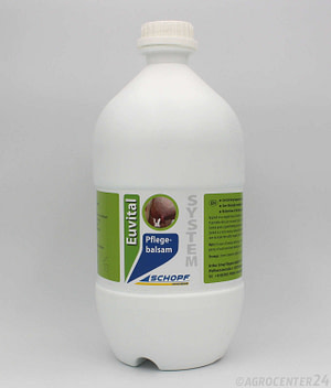 Euvital System Pflegebalsam Schopf Hygiene