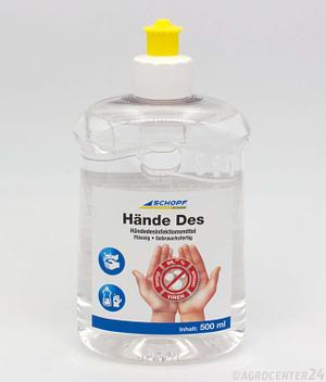 Hände Des Handdesinfektionsmittel Schopf Hygiene