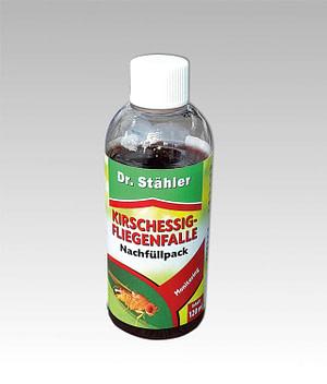 Kirschessigfliegenfalle Nachfüllpack Dr Stähler