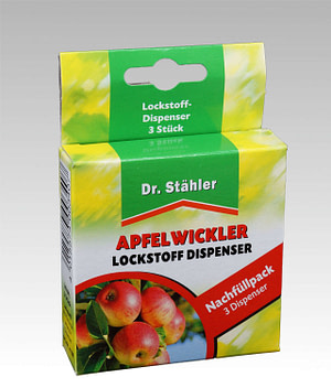 Apfelwickler Lockstoff Dispenser Dr Stähler