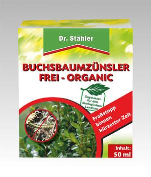Buchsbaumzünsler Frei Organic Dr Stähler