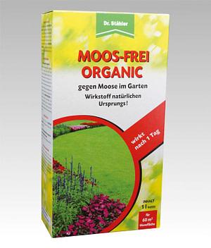 Moos Frei Organic Dr Stähler