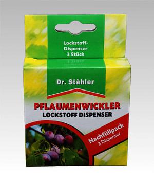 Pflaumenwickler Pheromon Lockstoff Dr Stähler