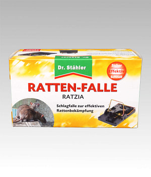 Ratten Falle Ratzia Dr Stähler
