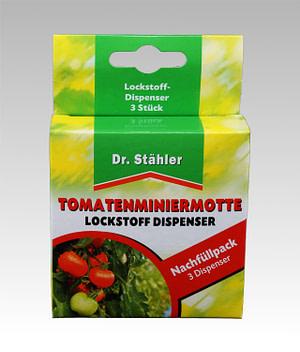Tomatenminiermotte Pheromon Lockstoff Dr Stähler