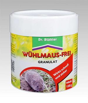 Wühlmaus Frei Granulat Dr Stähler