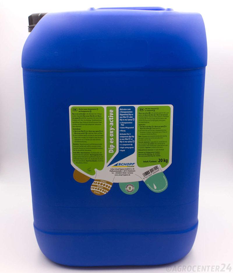 Dip es oxy active Dipmittel Schopf Hygiene