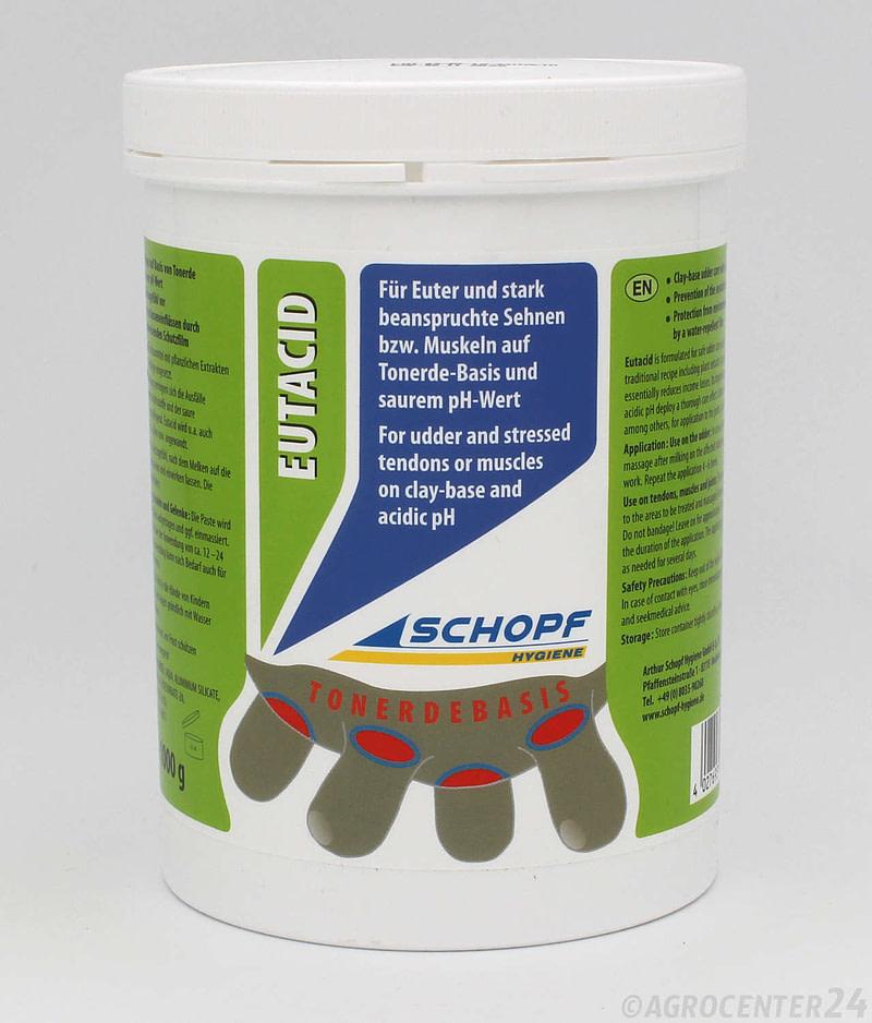 Eutacid Euterpflege Schopf Hygiene
