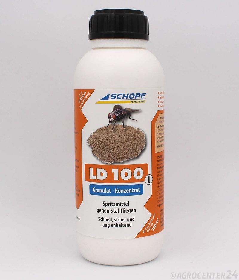 LD 100 I Granulat Spritzmittel Schopf Hygiene
