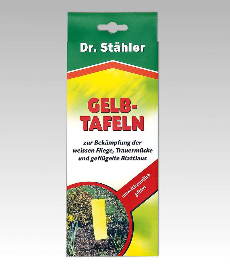 Gelb Tafeln Dr Stähler