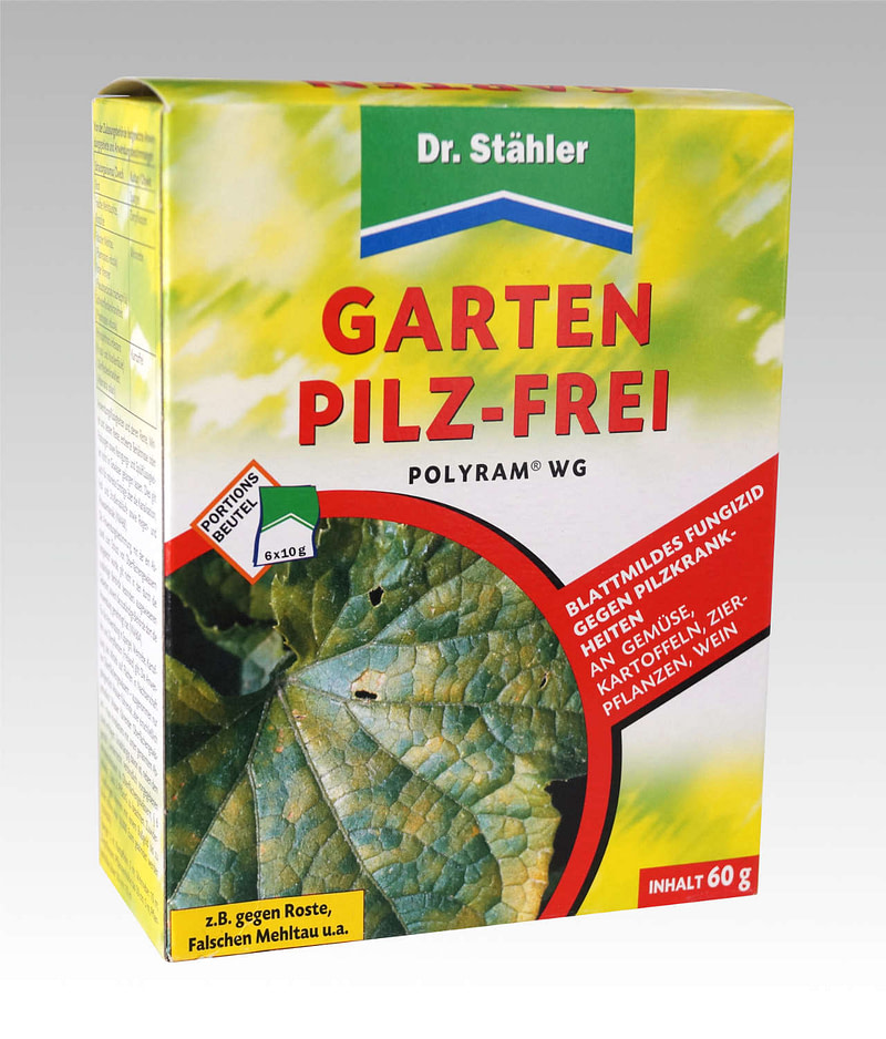Polyram WG Garten Pilz frei Dr Stähler