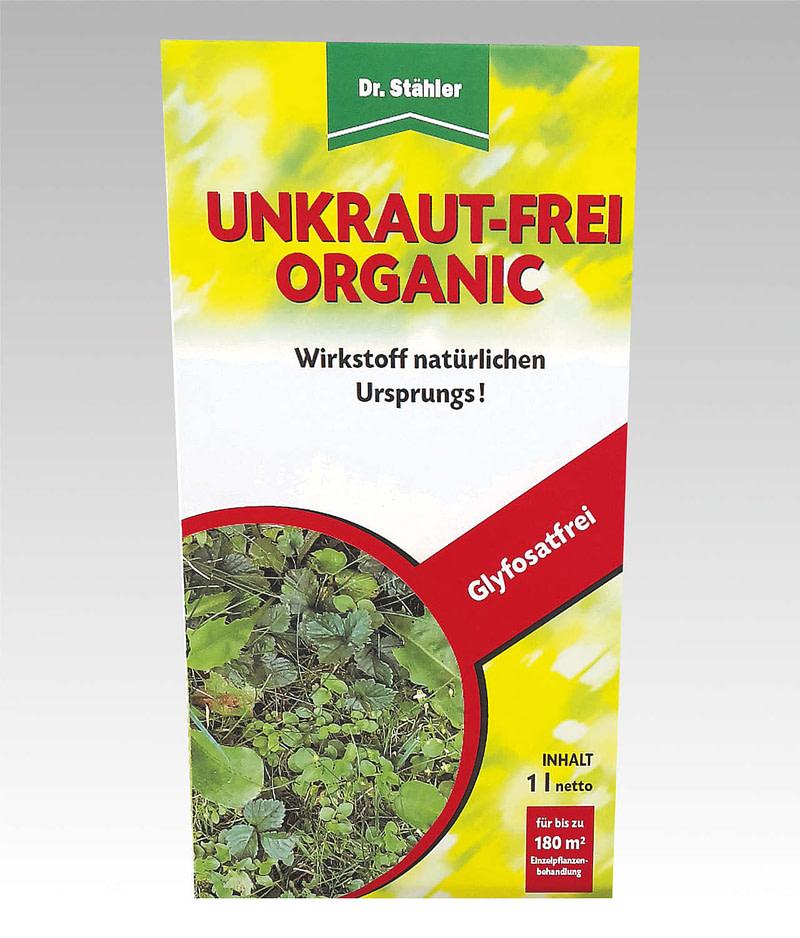 Unkraut Frei Organic 1l Dr Stähler.