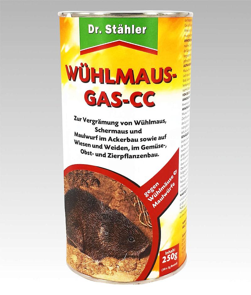 Wühlmausgas CC Dr Stähler
